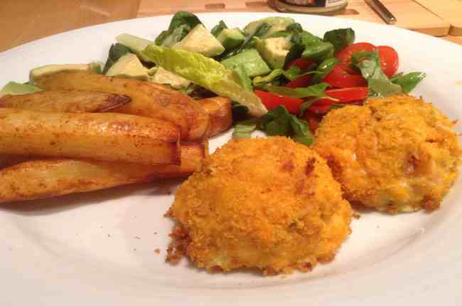 Smoky Fishcakes image